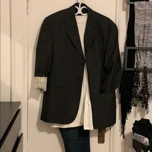 Single breast 3 buttons jacket